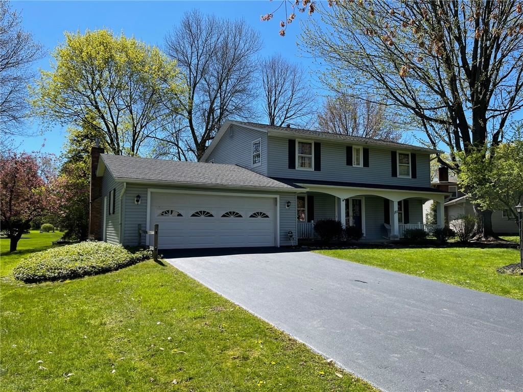 125 Holley Brook Drive, Penfield, NY 14526 - #: R1334498
