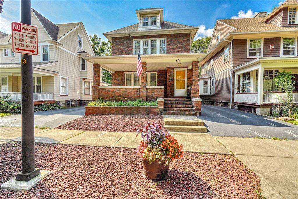 171 Rosedale Street, Rochester, NY 14620 - MLS#: R1362499