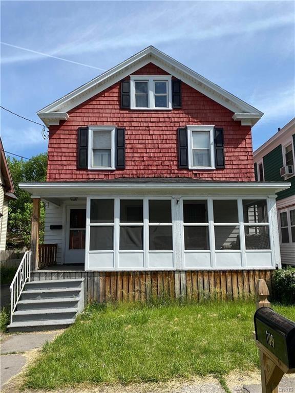 109 Hobart Avenue, Syracuse, NY 13205 - MLS#: S1338499