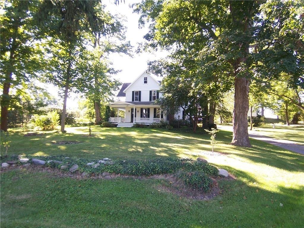 1139 North Rd, Scottsville, NY 14546 - #: R1295501