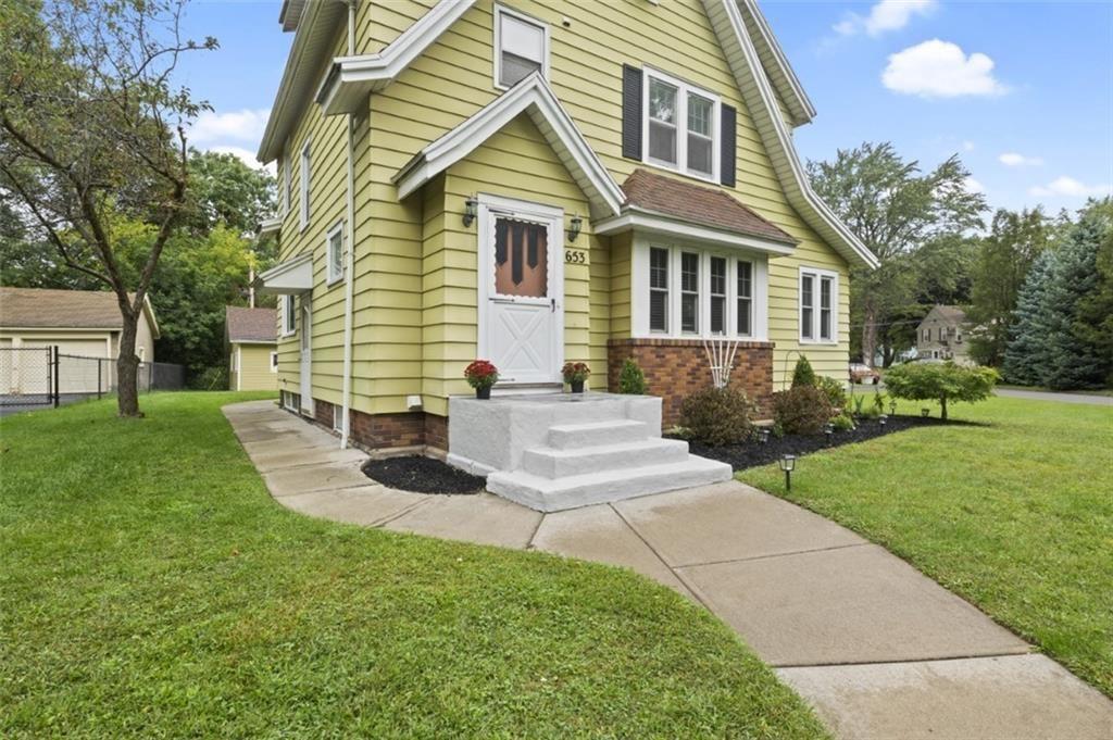 653 Winona Boulevard, Rochester, NY 14617 - MLS#: R1368502