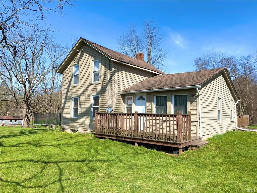 7808 State Route 90 N, Cayuga, NY 13034 - MLS#: S1352506