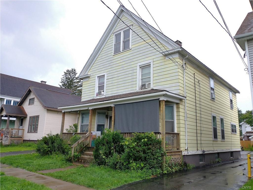 1114 Mathews Avenue, Utica, NY 13502 - MLS#: S1354506
