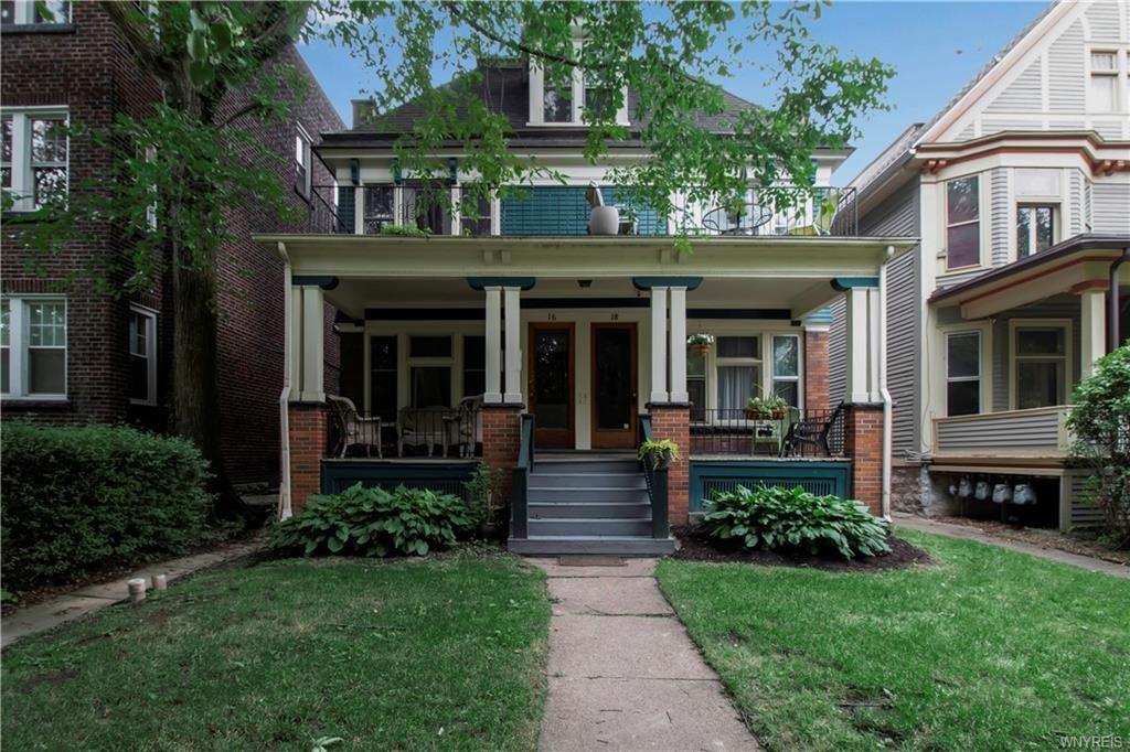 18 Granger Place, Buffalo, NY 14222 - #: B1346509
