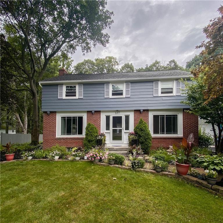 640 Ridgemont Drive, Rochester, NY 14626 - MLS#: R1362509