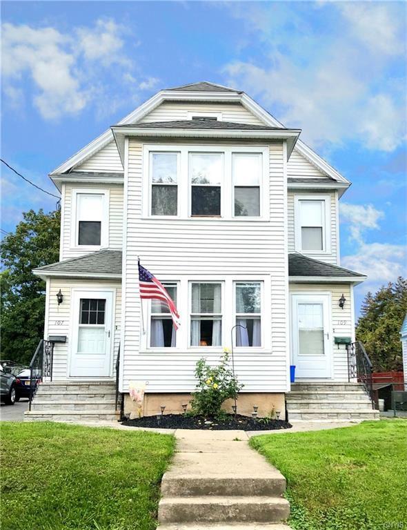 107 Lamson Street #9, Syracuse, NY 13206 - MLS#: S1371509