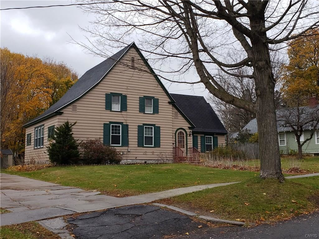 3 N Jefferson Street, Carthage, NY 13619 - #: S1234512