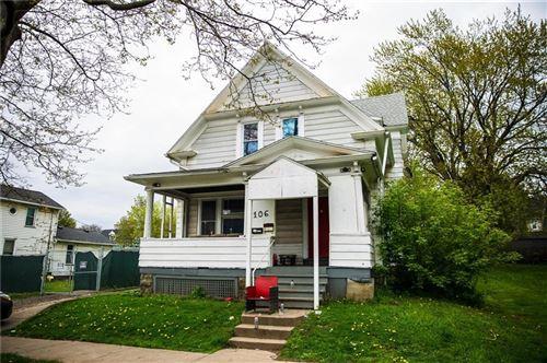 Photo of 106 Harris Street, Rochester, NY 14621 (MLS # R1334515)