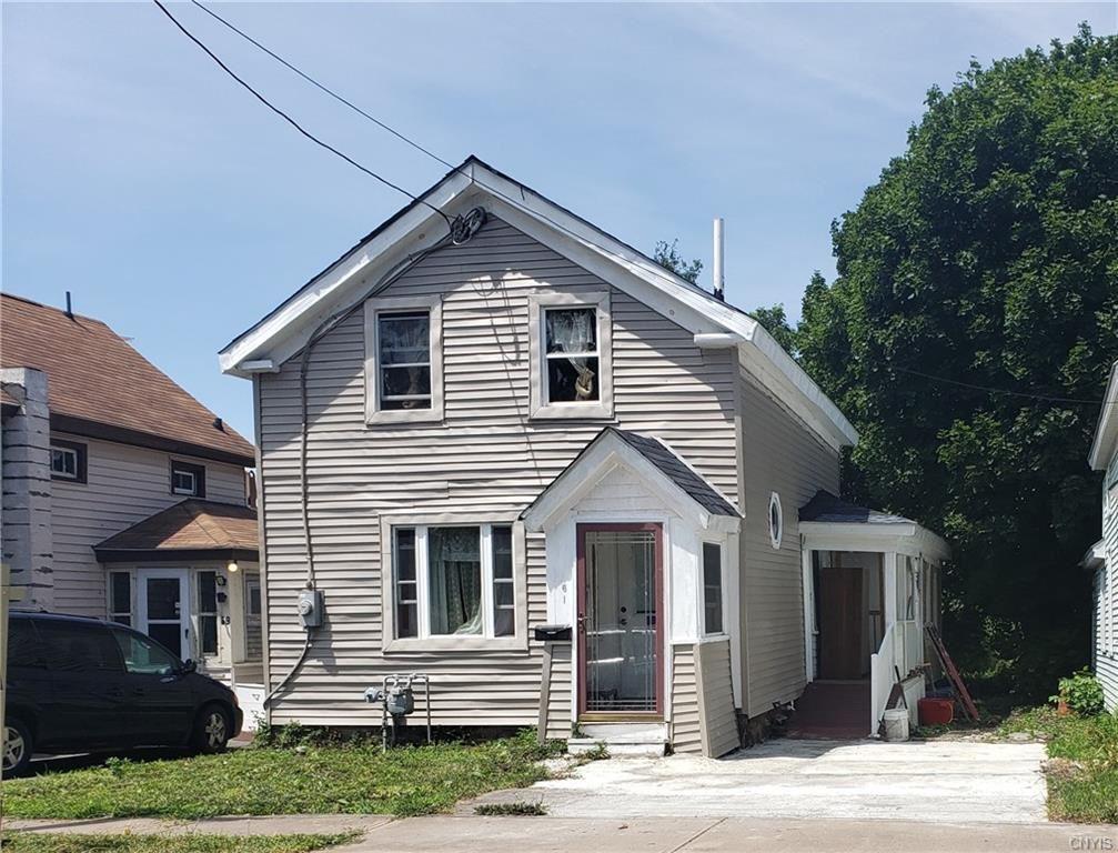 61 Mercer Street, Oswego, NY 13126 - MLS#: S1316515