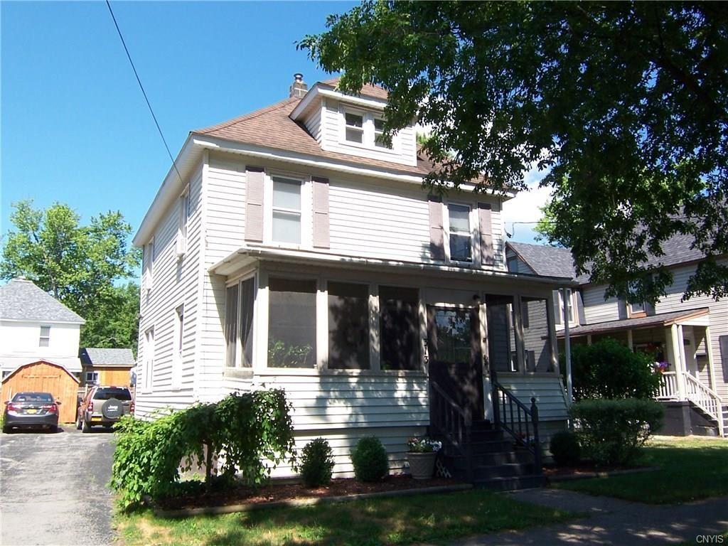 313 North Street, Oneida, NY 13421 - #: S1274517
