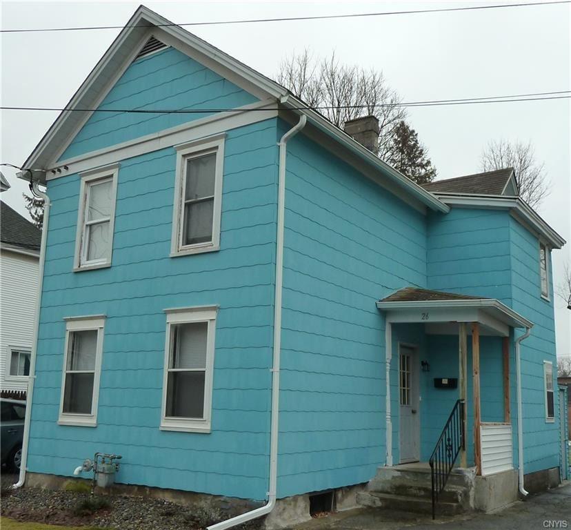 24 Wallace Avenue, Auburn, NY 13021 - MLS#: S1326518