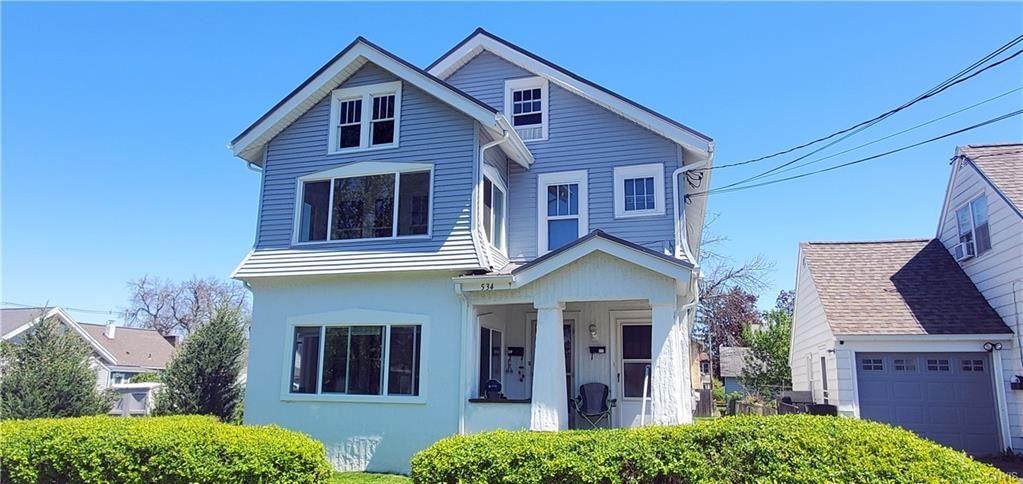 534 Kenwick Drive, Syracuse, NY 13208 - MLS#: S1334519