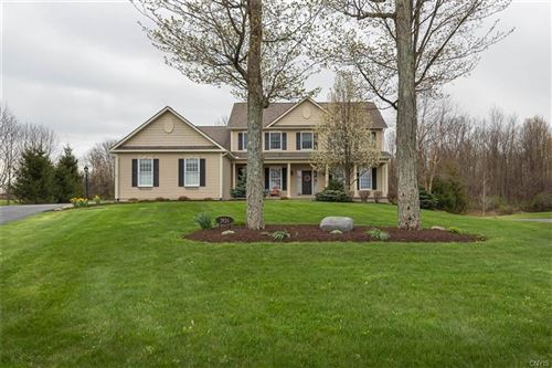 Photo of 3924 Aquinnah Heights Drive, Marcellus, NY 13108 (MLS # S1263527)