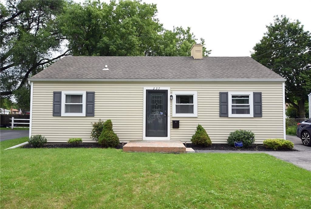 237 Marne Street, Rochester, NY 14609 - #: R1351529