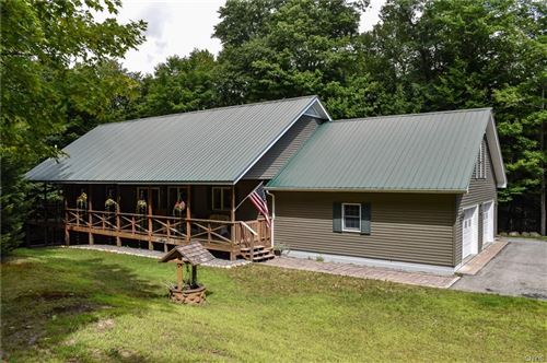 Photo of 331 S Shore Road, Old Forge, NY 13420 (MLS # S1287533)