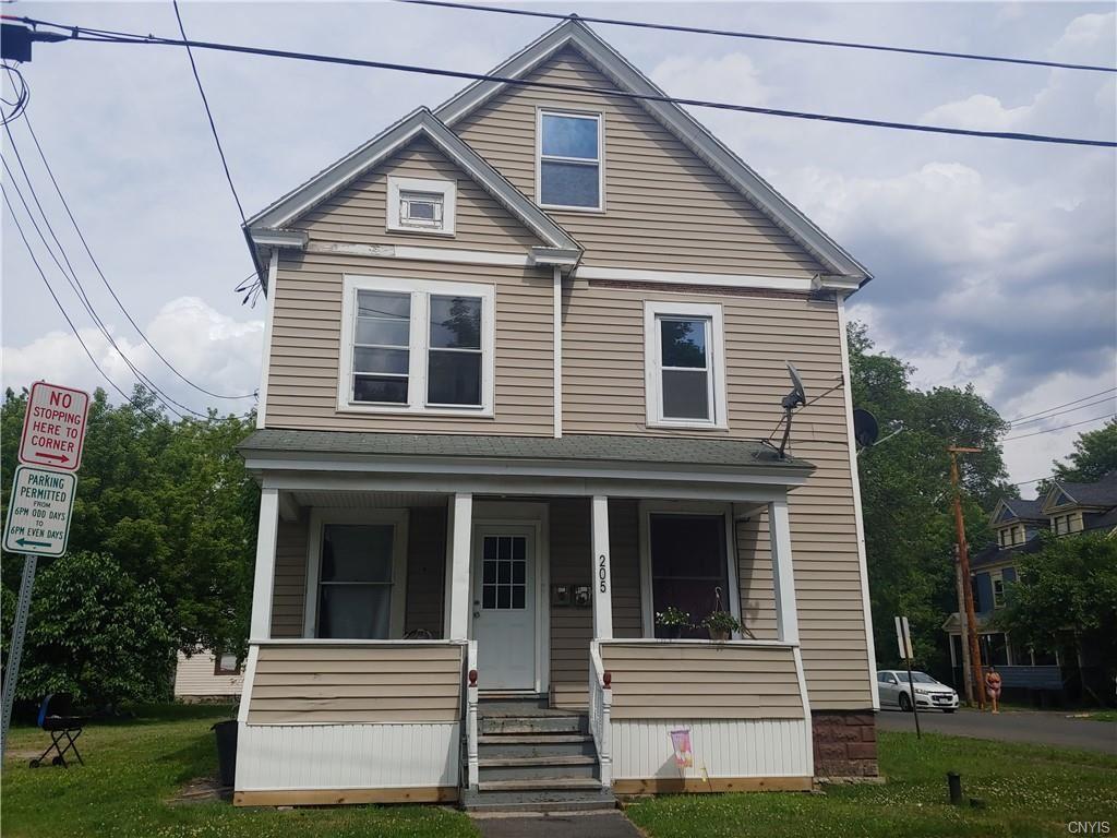 205 Cadwell Street, Syracuse, NY 13204 - #: S1347535