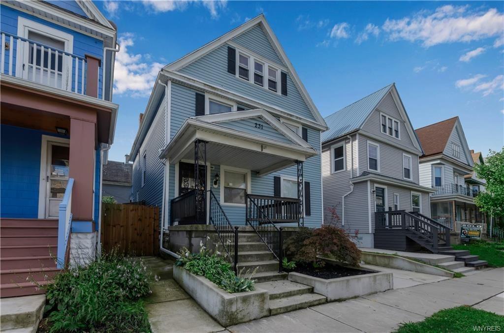 231 Auburn Avenue, Buffalo, NY 14213 - #: B1366541