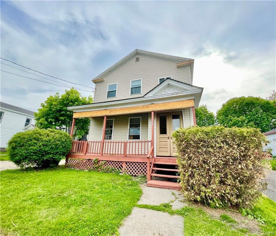 134 W 3rd Street, Oswego, NY 13126 - MLS#: S1338541
