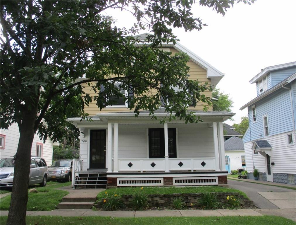 746 Grand Avenue, Rochester, NY 14609 - MLS#: R1363542