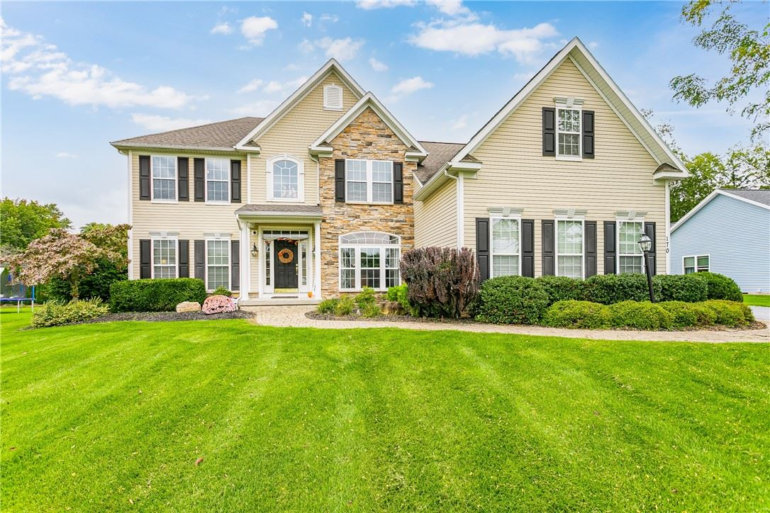 170 Fairbourne Park, Rochester, NY 14626 - MLS#: R1372542