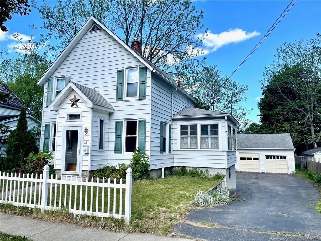 68 Floral Avenue, Cortland, NY 13045 - MLS#: S1339545