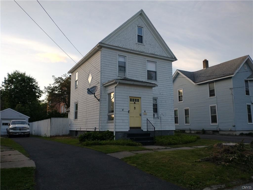 4 Brainard Street, Whitesboro, NY 13492 - MLS#: S1340545