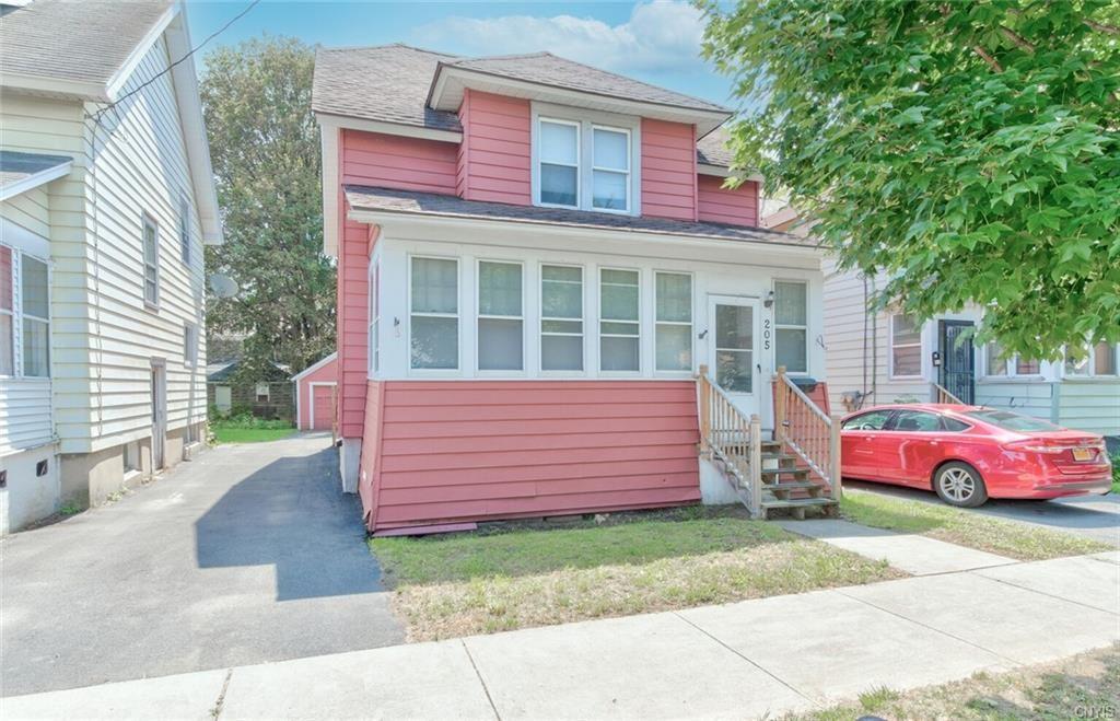 205 Hartson Street, Syracuse, NY 13204 - #: S1357546