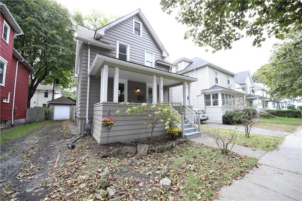 21 Pembroke Street, Rochester, NY 14620 - MLS#: R1373550