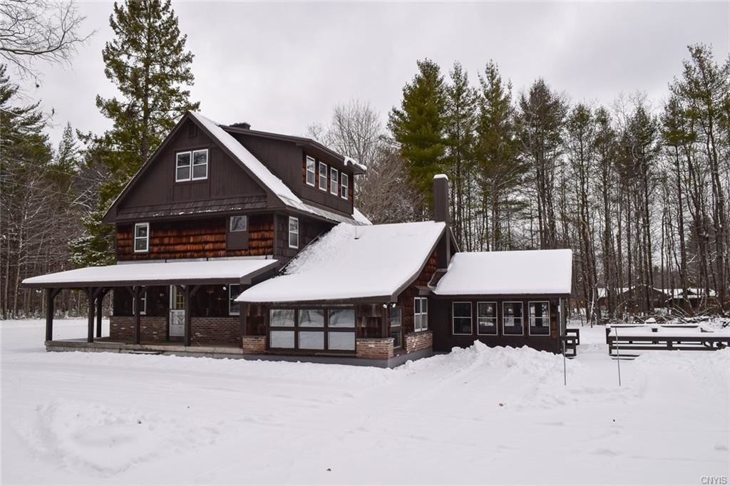 11820 Nys Route 28, Forestport, NY 13338 - MLS#: S1297551