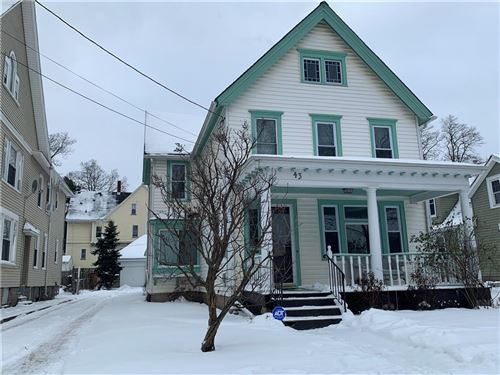 Photo of 43 Gregory Street, Rochester, NY 14620 (MLS # R1317552)