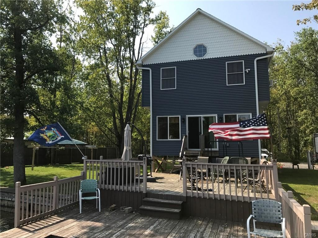 9562 Horseshoe Island Road, Clay, NY 13041 - #: S1317553