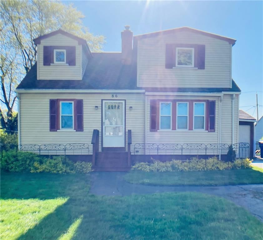 86 Cabot Road, Rochester, NY 14626 - #: R1335554