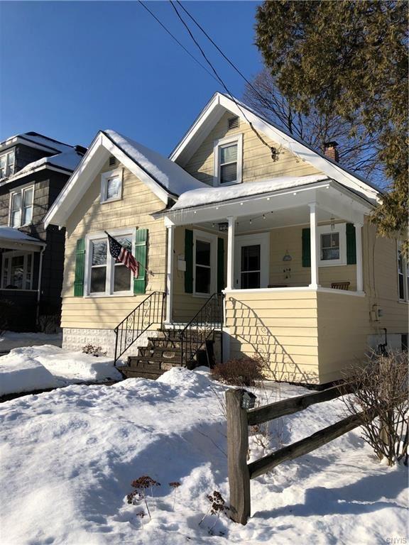 122 Burns Avenue, Syracuse, NY 13206 - MLS#: S1319555