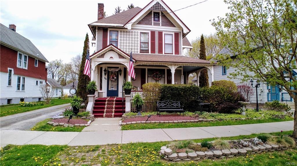 66 Maple Avenue, Cortland, NY 13045 - MLS#: S1336556