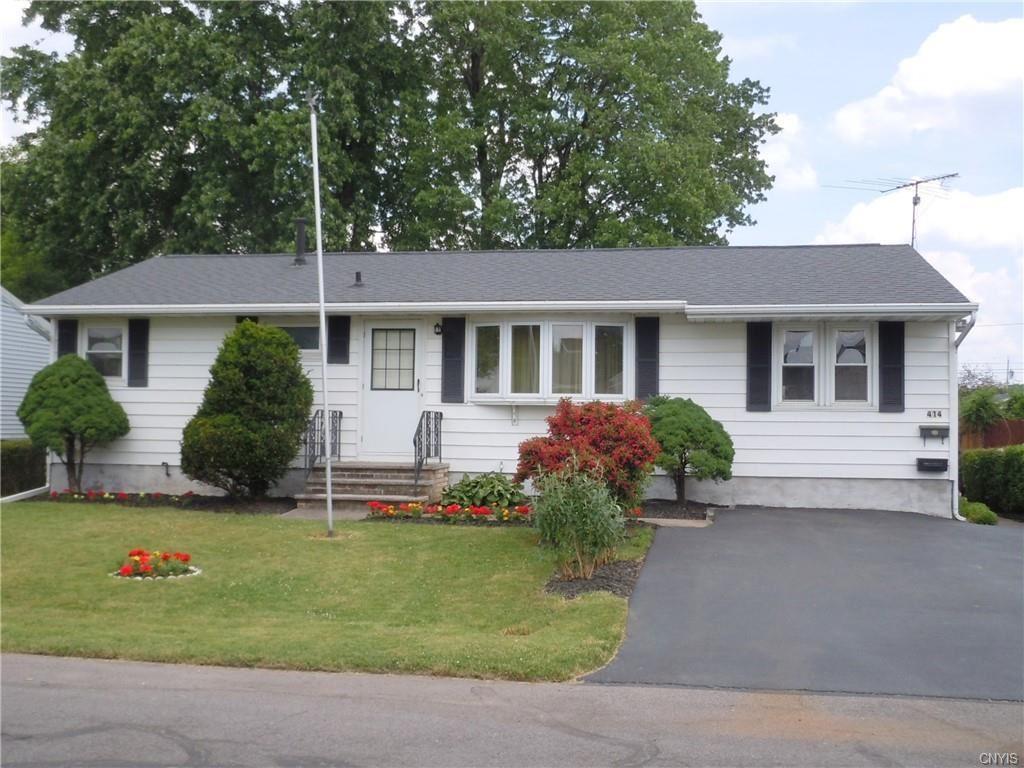 414 Snyder Avenue, Syracuse, NY 13206 - MLS#: S1342557