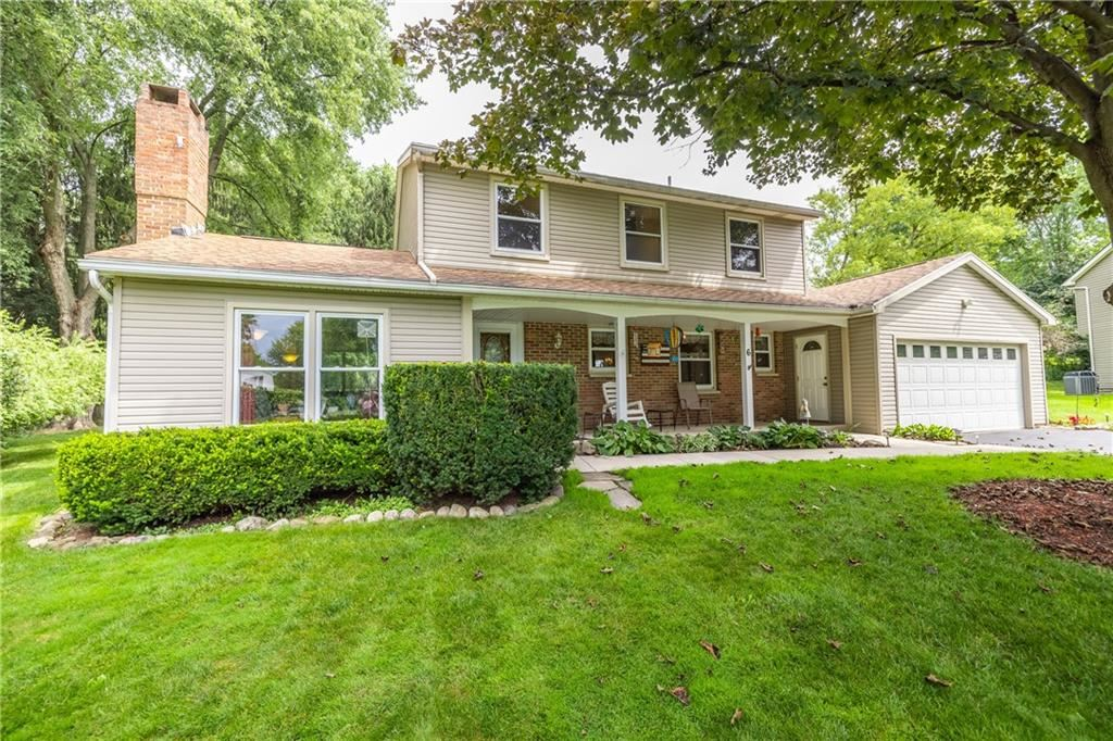 6 Hilltop Drive, Penfield, NY 14526 - MLS#: R1360559