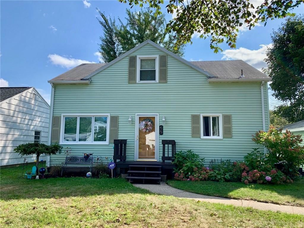 55 Alfonso Drive, Rochester, NY 14626 - #: R1366565