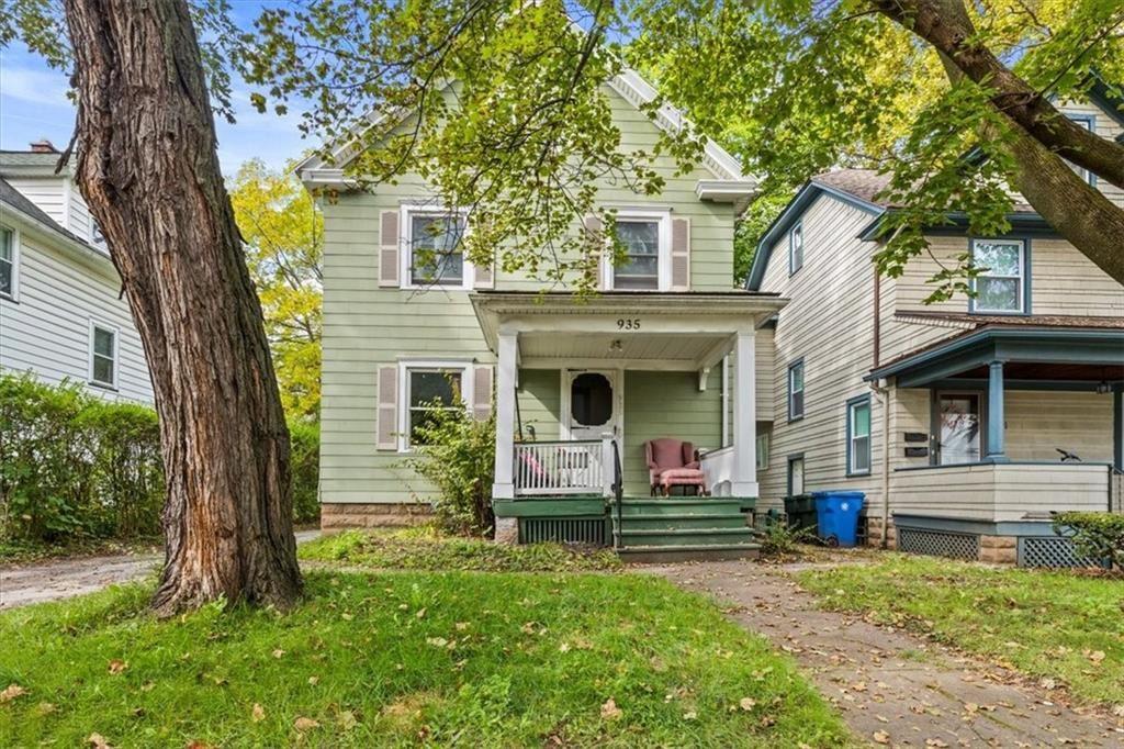 935 Goodman Street S, Rochester, NY 14620 - MLS#: R1370567