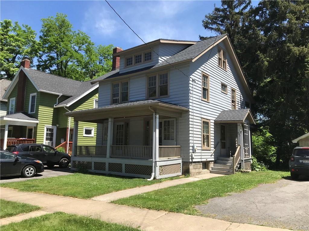 247 Greenwood Place, Syracuse, NY 13210 - MLS#: S1350572