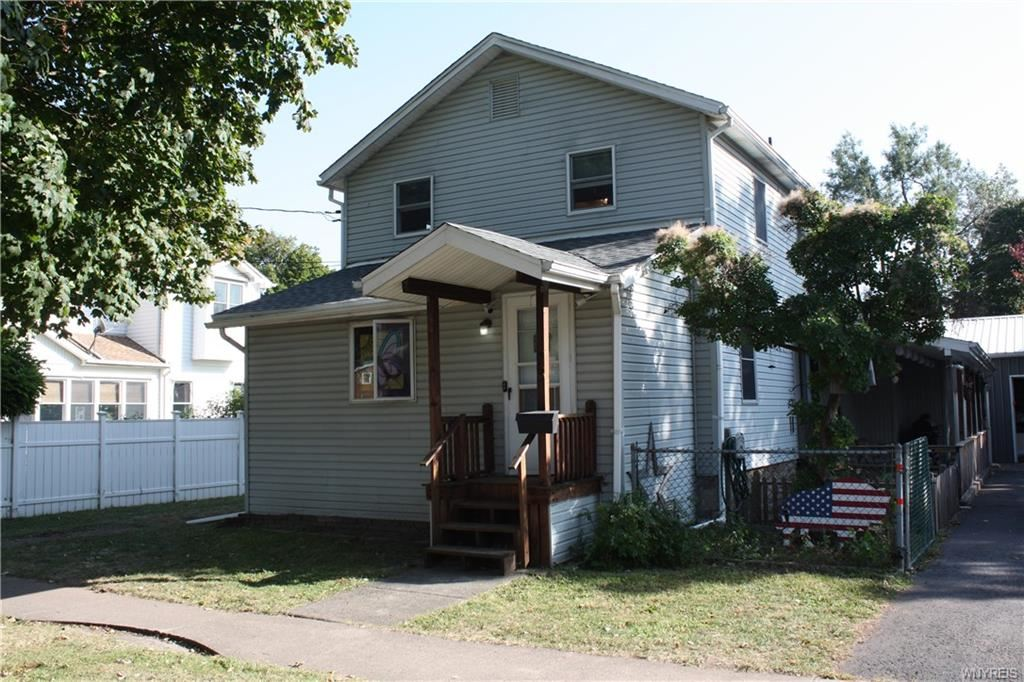 73 Price Street, Lockport, NY 14094 - #: B1296575