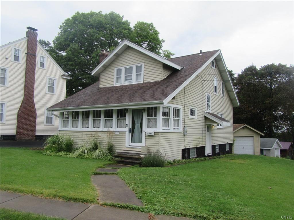 1439 Northcliffe Road Road, Syracuse, NY 13206 - MLS#: S1353581