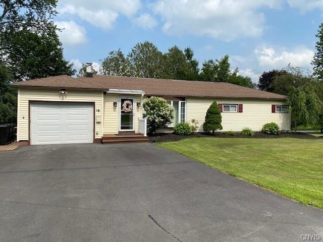 16 Terrace Hill Drive, New Hartford, NY 13413 - MLS#: S1350582