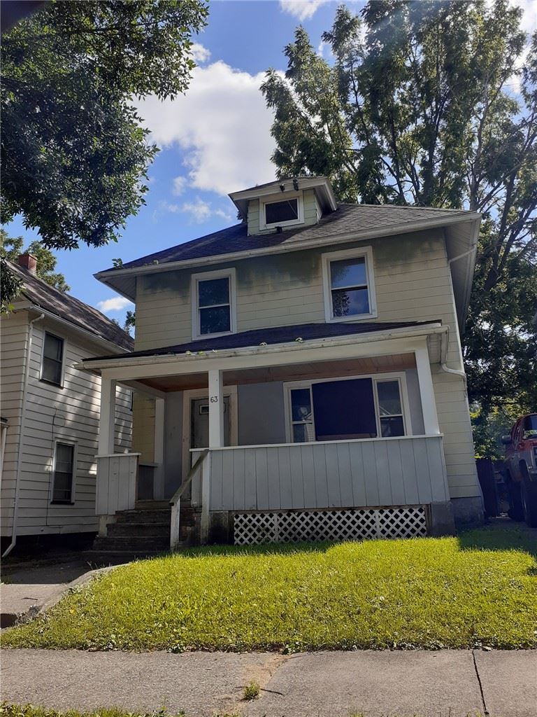 63 Locust Street, Rochester, NY 14613 - MLS#: R1361585