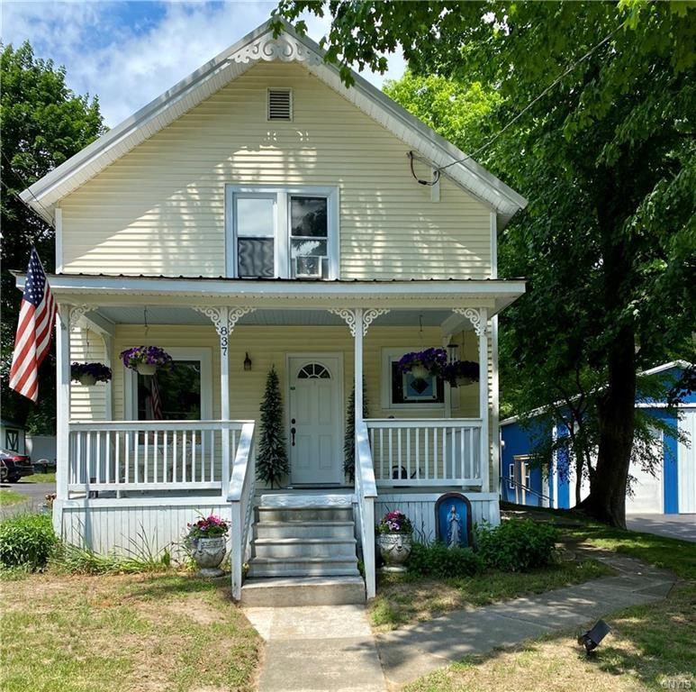 837 Emery Street, Fulton, NY 13069 - MLS#: S1342590
