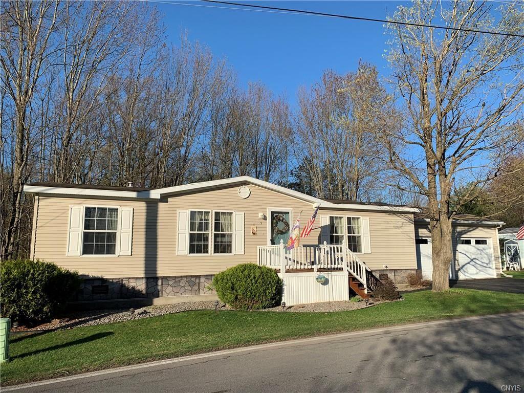 5 Bramblewood Road, Clark Mills, NY 13321 - MLS#: S1330591