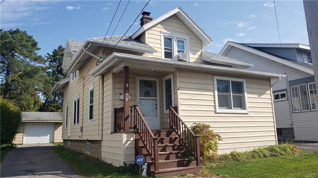 278 Hood Ave Avenue, Syracuse, NY 13208 - #: S1301592