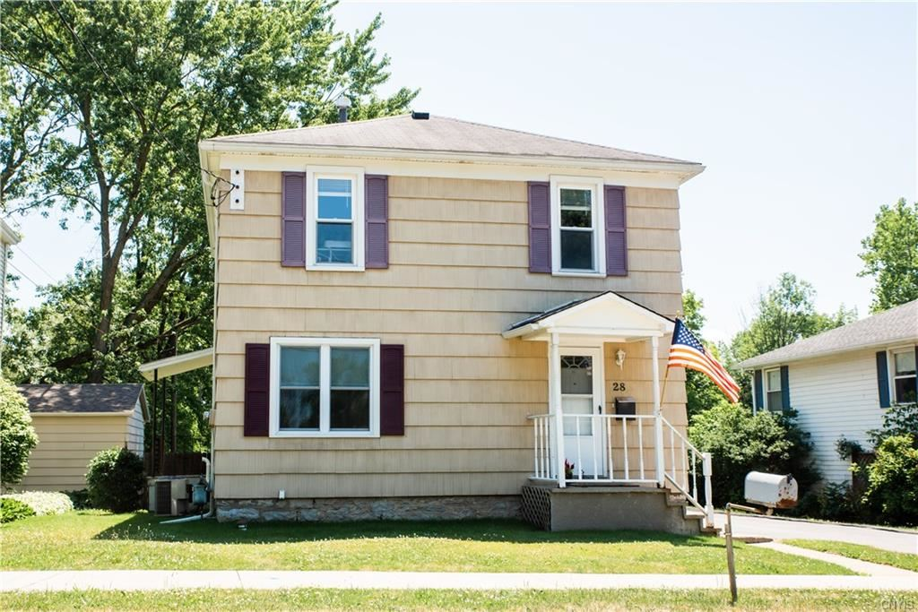 28 Scotch Hill Road, Marcellus, NY 13108 - #: S1276594