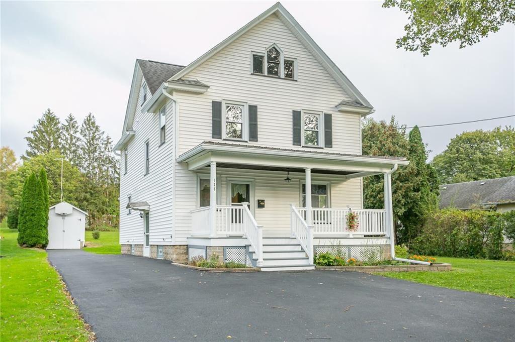 138 North Avenue, Avon, NY 14414 - MLS#: R1373595