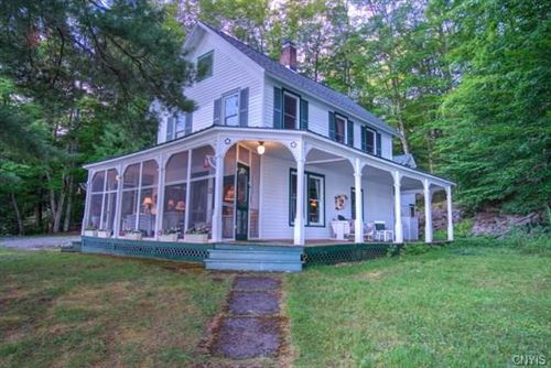 Photo of 342 Tuttle Road, Old Forge, NY 13420 (MLS # S1288597)