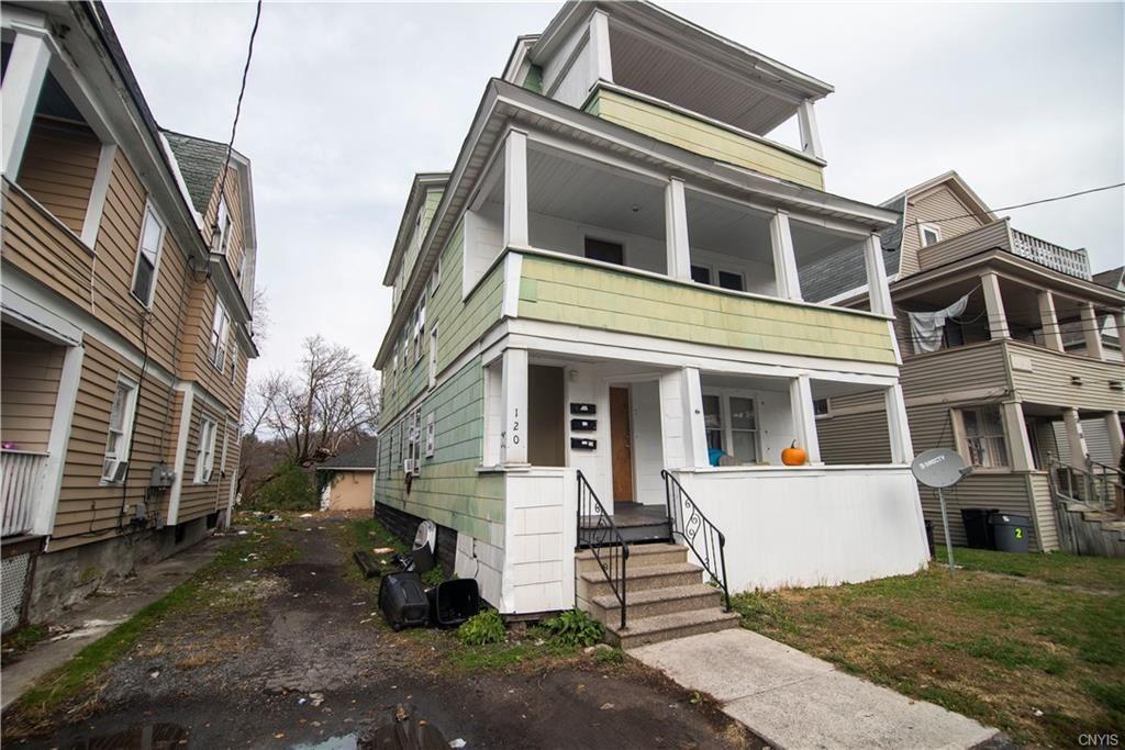 118 Loehr Avenue #20, Syracuse, NY 13204 - MLS#: S1327598